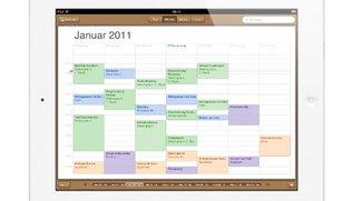 Google-Kalenderdaten mit dem iPad synchronisieren