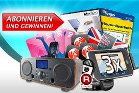 Über 50 tolle Preise: Mit dem macnews.de-Newsletter gewinnen