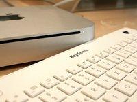 Bluetooth-Tastatur mit Trackball: KeySonic KSK-3201 MacBT im Test