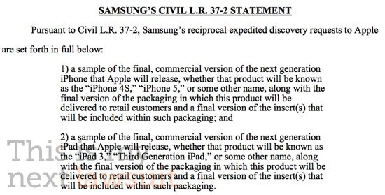 Apple vs Samsung: Update im Rechtsstreit