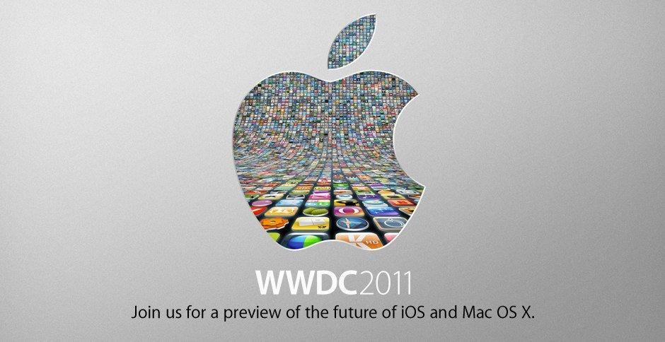 Offiziell: Steve Jobs eröffnet WWDC, präsentiert OS X Lion, iOS 5 und iCloud