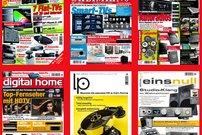 Flatrate für Fachzeitschriften: 22 Titel unbegrenzt am iPad lesen