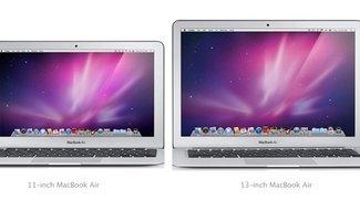 Neue MacBooks, MacBook Airs und OS X Lion: Verkaufsstart am 19. Juli?