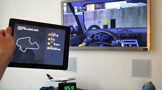 AirPlay Mirroring für Games: iPad 2 als Spielekonsole