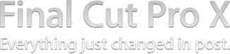 Mac App Store: Final Cut Pro X, Motion und Compressor verfügbar