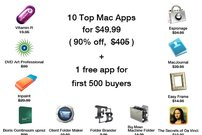 Nur noch heute: Zehn Apps mit 90 Prozent Rabatt, darunter MacJournal