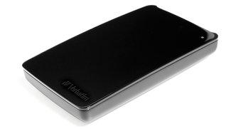 Verbatim Store 'n' Go für Mac: Neue Festplatten mit FireWire 800 und USB 3.0