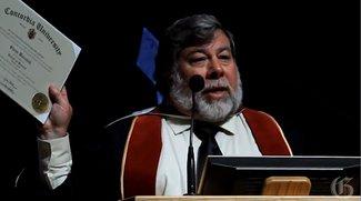 Steve Wozniak spricht über Unternehmenskultur und Cloud Computing