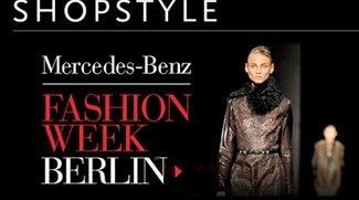 Apps zur Berliner Fashion Week