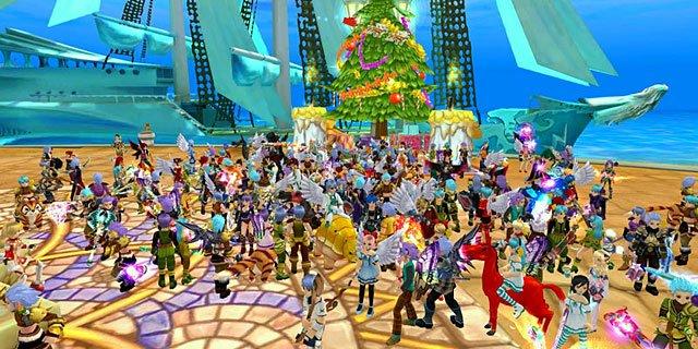 Fiesta Online: Besonders besonders machen Fiesta die vielen Community-Events