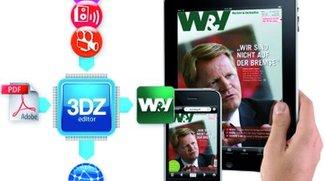 Setzkasten für digitale Magazine