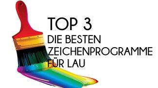 Top 3: Zeichenprogramme - Freeware für eure Kreativität
