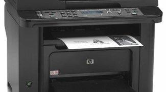 AirPrint-fähiger Kombidrucker HP LaserJet Pro M1536dnf: 20 Euro günstiger als Bestpreis - nur heute und morgen