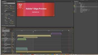Adobe Edge: Vorschau-Version von HTML5-Editor erhältlich