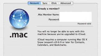 iCloud: Daten-Synchronisation mit Mac OS X 10.6.9 auch für Snow-Leopard-Benutzer möglich