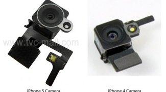 iPhone 5: Neue Bilder von Ersatzteilen - App-Statistiken zeigen GSM-/CDMA-Kombi-Gerät