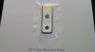 OS X Lion: Apple liefert Recovery-USB-Sticks über Apple Care aus