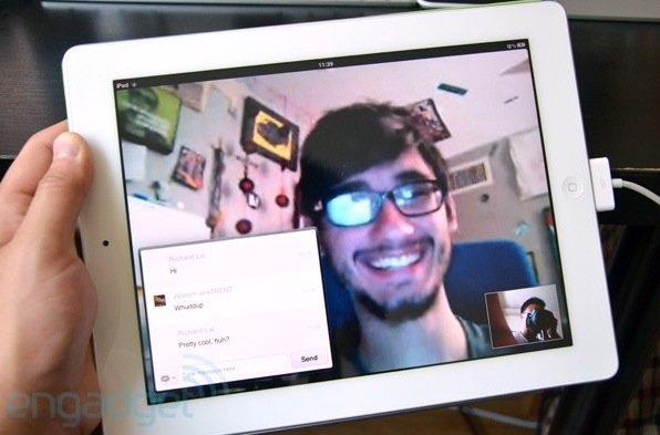 Skype-App fürs iPad versehentlich im App Store aufgetaucht