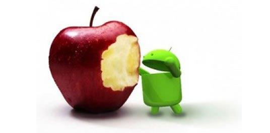 iPhone: US-Marktanteil im letzten Quartal höher als alle Android-Smartphones