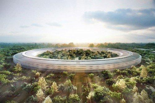 Gerüchte aus Cupertino: Apple Campus 3 in Planung