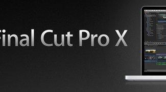 Final Cut Pro X: Update mit neuen Funktionen und Gratis-Demo