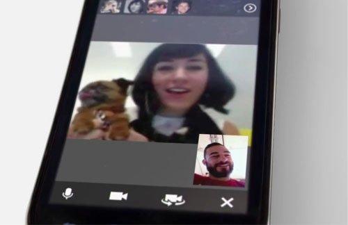 Google+ Hangouts für Smartphones