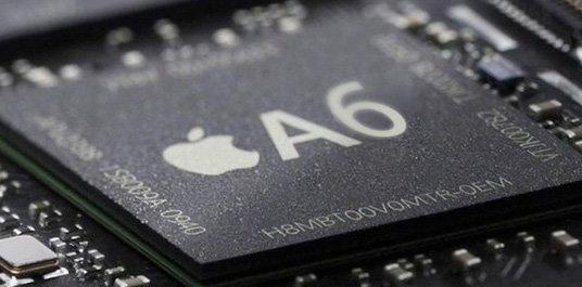 Weg von Samsung: Neuer Hersteller für Apple A6-Chip
