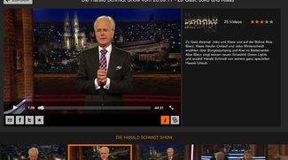MyVideo.tv für iPad: Musikvideos, TV-Folgen und über 250 Filme