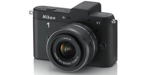 Schnelle Spiegellose: Systemkameras Nikon 1 V1 und Nikon 1 J1