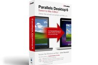Parallels Desktop 6 Switch für Mac nur 24,99 Euro