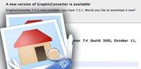 GraphicConverter 7.4: Unterstützung verschiedener 3D-Formate