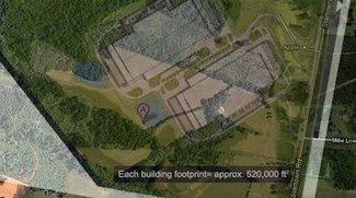 Apples Server-Farm: 692.000 Quadratmeter große Solar-Anlage geplant