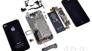 Schlechte Reparatur führte zu iPhone-Brand