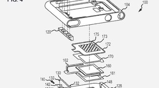 Patent: Eingebauter Lautsprecher in shuffle und nano