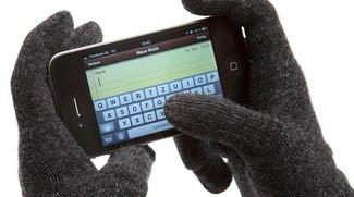 Touchscreen-taugliche Handschuhe von winterfinger