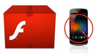 Adobe stoppt Entwicklung von mobilem Flash für Android und BlackBerry PlayBook
