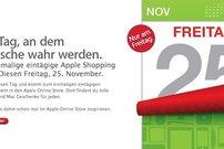 Black Friday 2011: Alle Hardware-, Software- und Zubehör-Angebote im Überblick