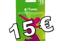 Congstar SIM-Karte mit 10 Euro Guthaben inkl. 15 Euro iTunes Gutschein