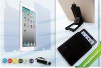 iPad-Set mit Hülle, Stift, Stand und Folien für 19,90 statt 70,20 Euro