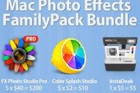 Mac PhotoEffect Bundle: 3 Foto-Apps für 26 Euro