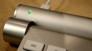 Mobee Magic Bar für Apples Wireless Keyboard und Magic Trackpad im Test