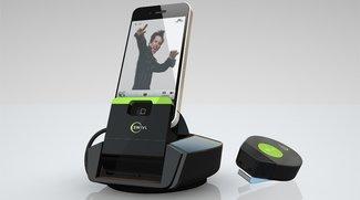 Swivl: Kamera-Dock für iPhone, iPod touch und Kompaktkameras