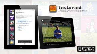 Instacast HD: Podcastverwaltung für das iPad