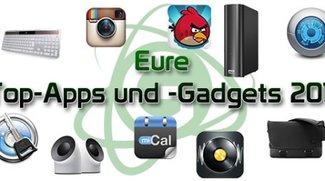 Die Top-Apps und -Gadgets 2011 : Nominiert euere Lieblinge