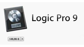 Musik-Apps: Logic Pro 9 und MainStage 2 für 149,99 und 23,99 Euro im Mac App Store erschienen