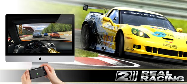 App of the Day: Real Racing 2 für Mac