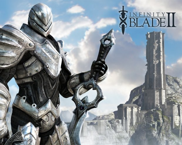 App of the Day: Infinity Blade 2