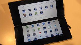 IFA 2011: Sony Tablet P Hands-On [Update: Jetzt mit Video!]