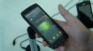 IFA 2011: Acer Iconia Smart Hands-On [Update: Jetzt mit Video!]