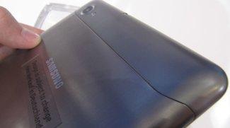 IFA 2011: Samsung Galaxy Tab 7.7 Hands-On
